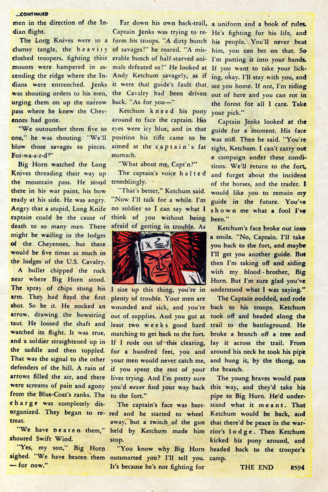 Read online Two-Gun Kid comic -  Issue #12 - 19