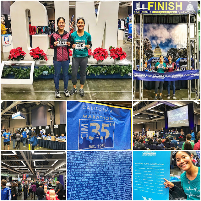 California International Marathon (CIM) Race Expo