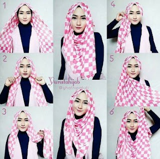 Permalink to Rekomendasi Kreasi Hijab Modern Terbaru untuk Penampilan Yang Fashionable