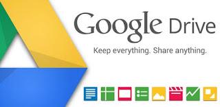 Aplikasi Bisnis Online Google Doct dan Google Drive