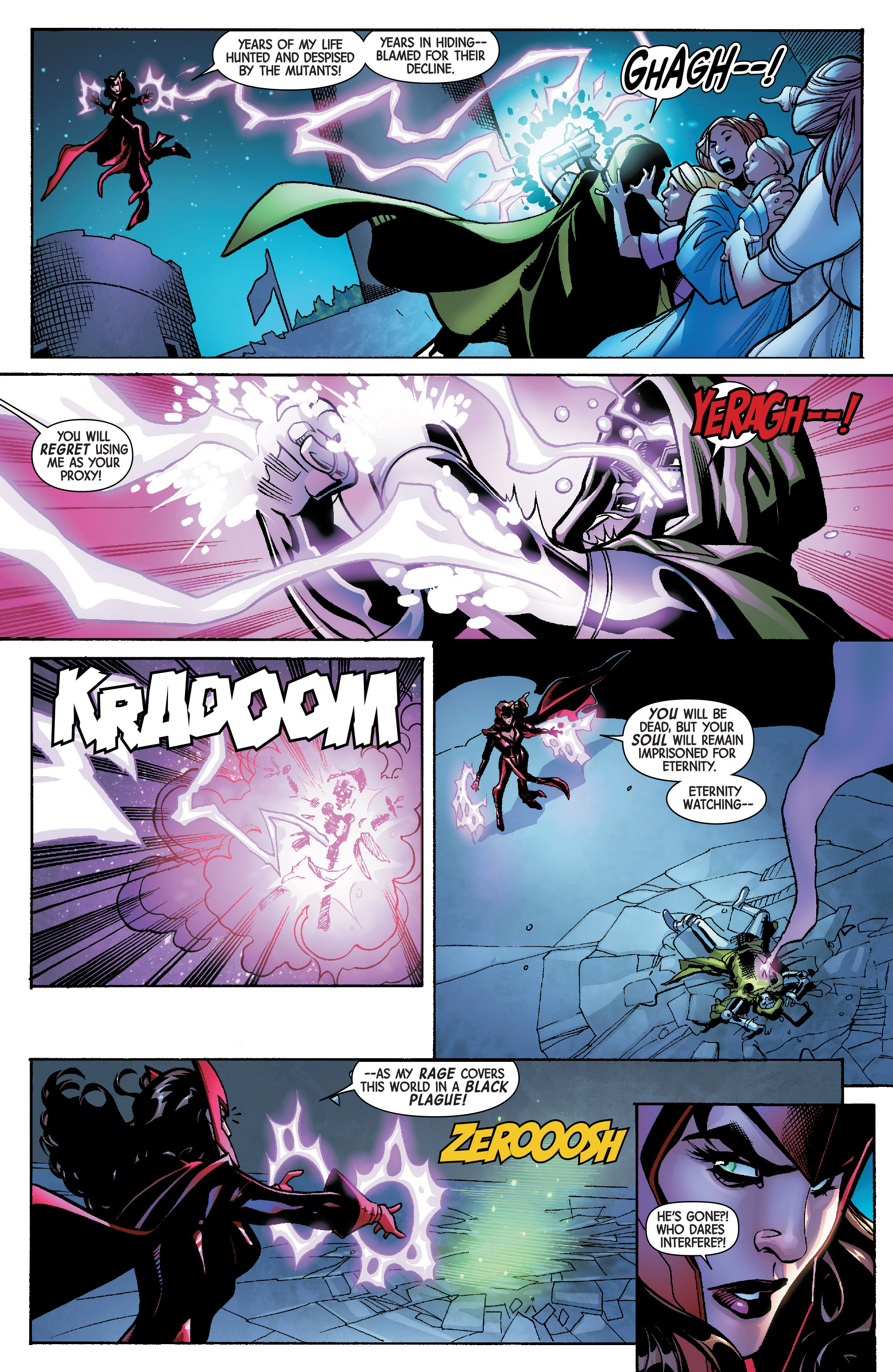 Read online Avengers & X-Men: AXIS comic -  Issue #6 - 17