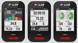 Polar V650 compatible sensores