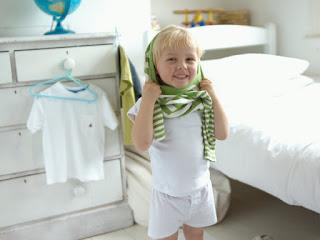 Autonomía en el vestido - Niños aprendiendo a vestirse