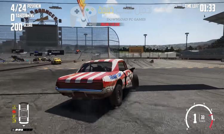 تحميل لعبة Wreckfest برابط مباشر