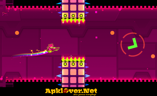 Geometry Dash SubZero MOD APK full unlocked