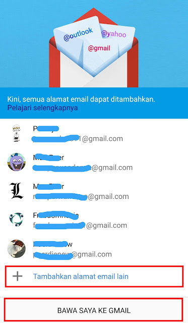 Cara Membuka Email Masuk Gmail di HP Untuk Pemula 15