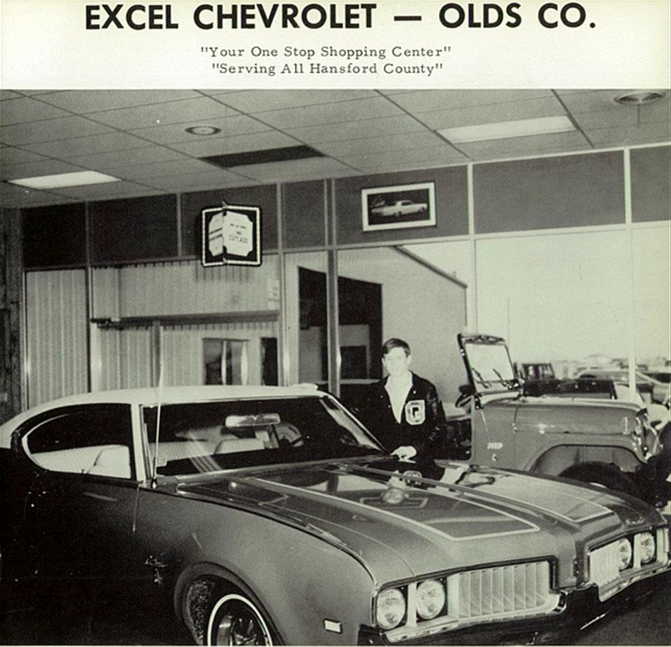Excel Chevrolet Olds. Spearman TX