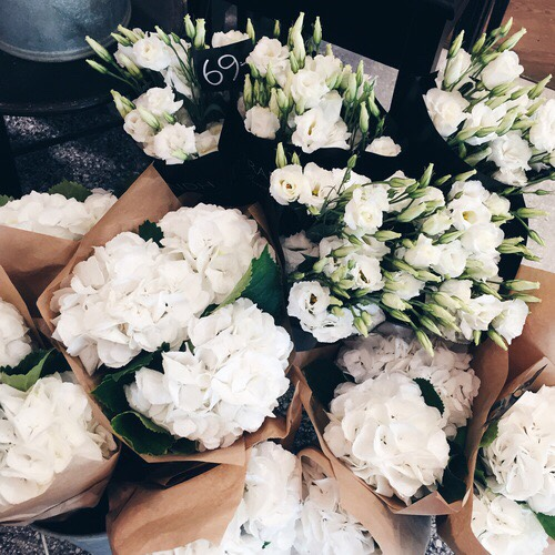 flowers  {Cool Chic Style Fashion}