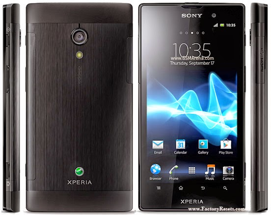 Sony Xperia ion LTE LT28I