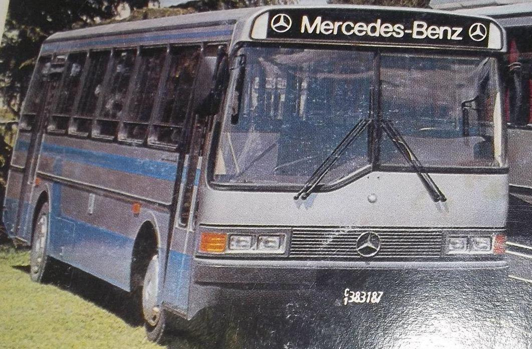 Cami n argentino mercedes benz oh 1314 for Mercedes benz ohio