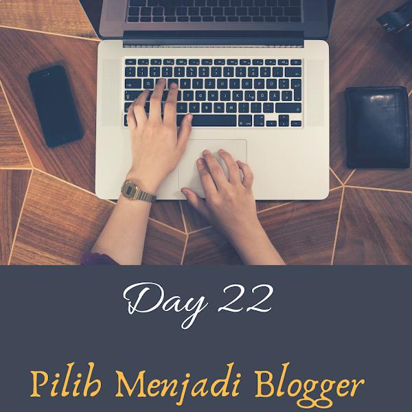 Jadi blogger full time atau part time?