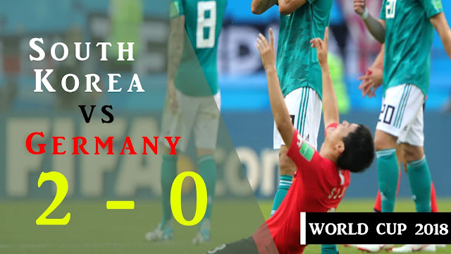 South Korea vs Germany 2 - 0 All goals & Highlights 2018 | World Cup match 43