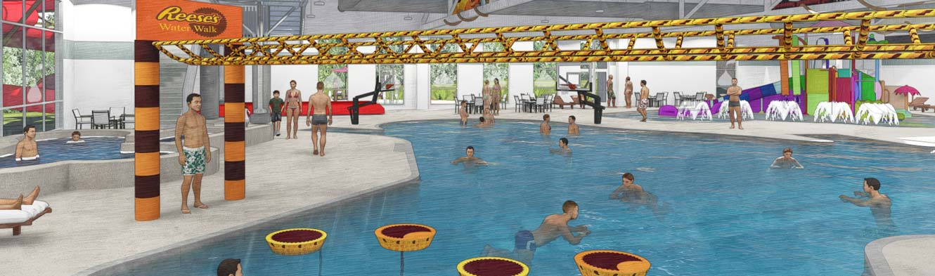 Susan 39 S Disney Family Coming Soon A Fun Hershey S Water Works At Hershey Lodge To Greet