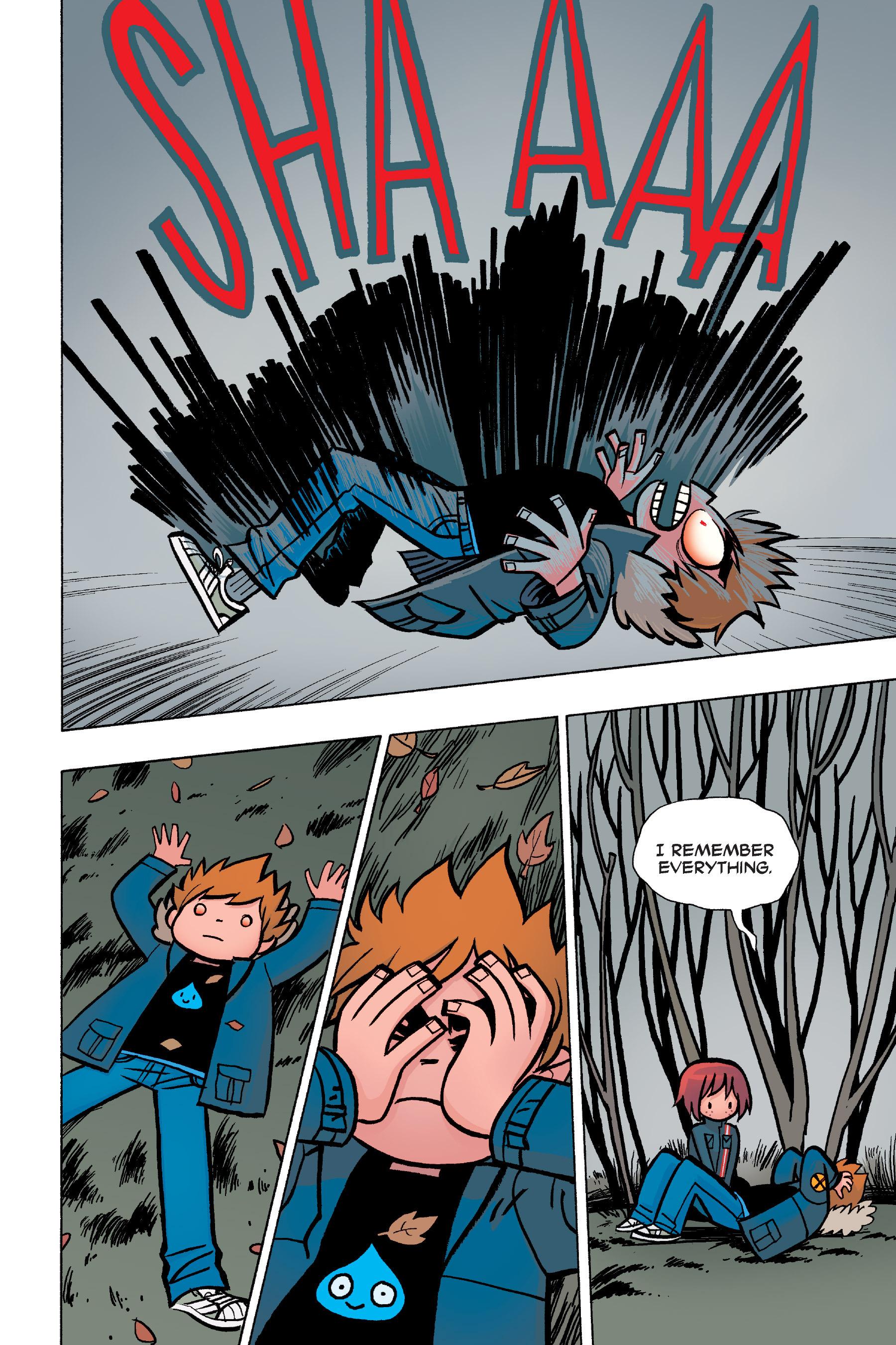 Read online Scott Pilgrim comic -  Issue #6 - 89