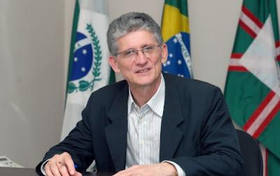 Norberto Ortigara, Secretário de Agricultura do Paraná Foto: divulgação