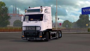 Volvo FH13 Naomi truck mod for ETS2