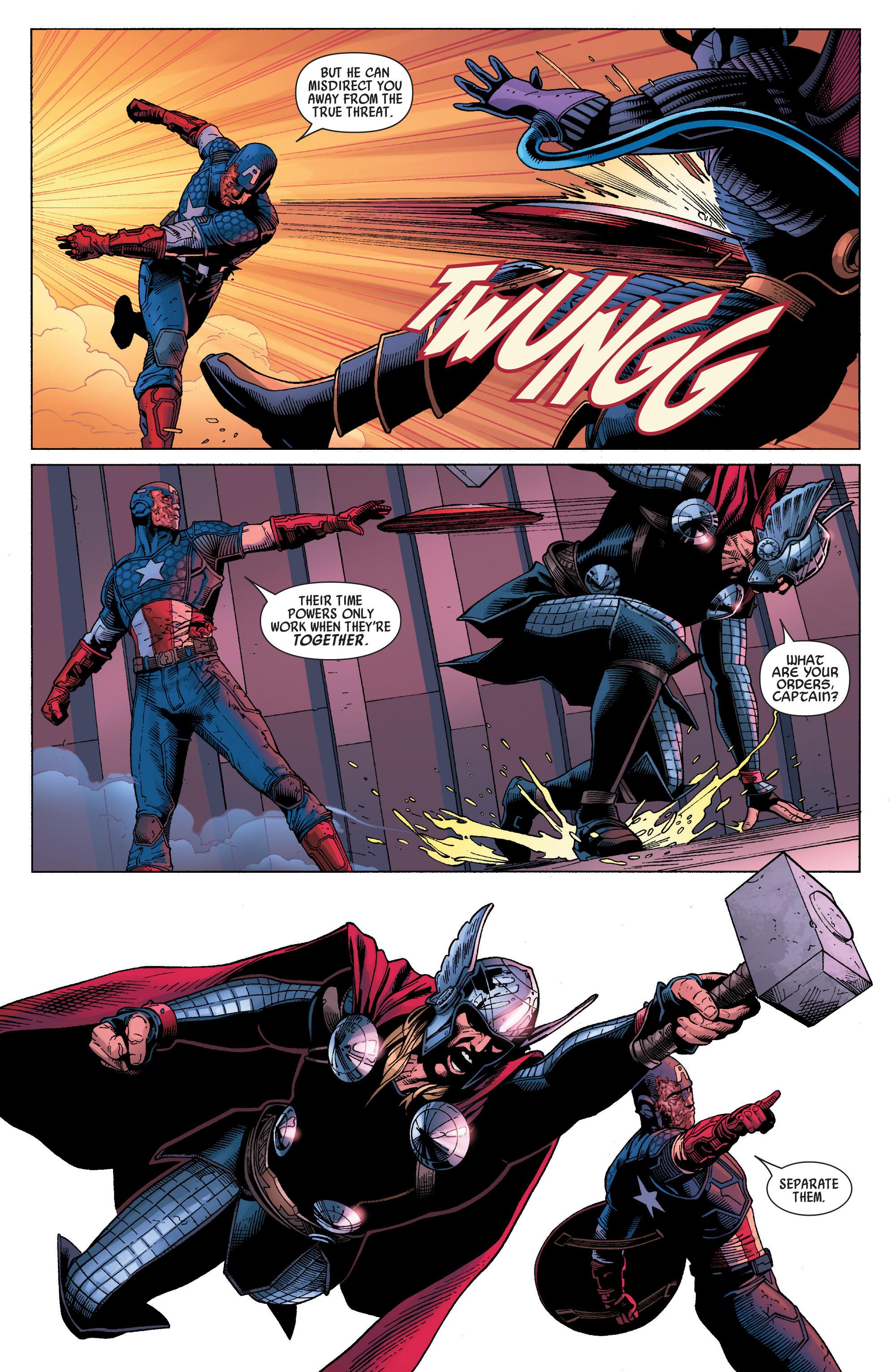 Read online Uncanny Avengers (2012) comic -  Issue #16 - 10