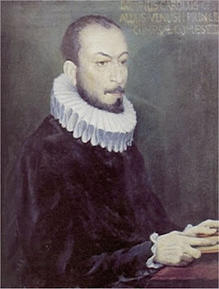 Carlo Gesualdo devoted himself to music  from an early age