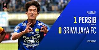 Video Cuplikan Gol Persib Bandung vs Sriwijaya FC 1-0 Piala Presiden 2018