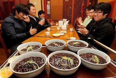 kebudayaan korea