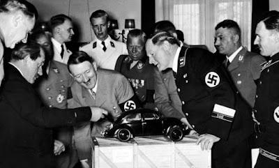 Hitler pencetus berdirinya Volkswagen