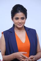 Priyamani in Beautiful Short Deep neck Orange Dress ~  Exclusive 60.JPG