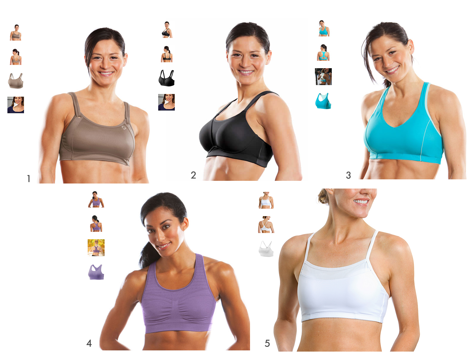 cf69cfd5247 Moving Comfort Sport Bras – Choosing the right bra for your shape