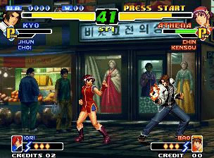 The king of Fighters 2000+arcade+game+portable+retro+fighter+download free