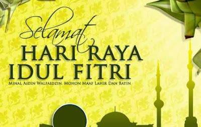 Ternyata, Ucapan Selamat Idul Fitri ini Salah