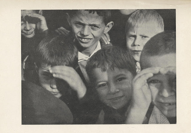 Los niños en la pintura y en la fotografía - Manuel Abril