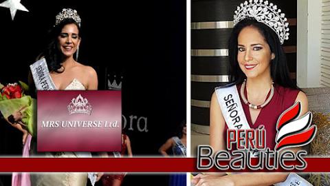 Piura es Señora Perú Universo 2018