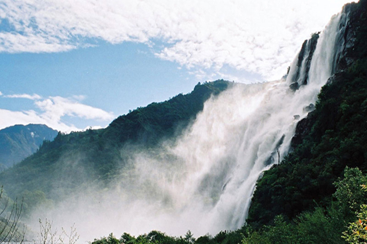 Image result for nuranang waterfall