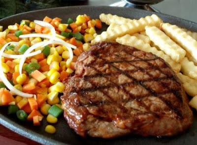 Resep+steak+daging+sapi+cincang+Paling+Enak
