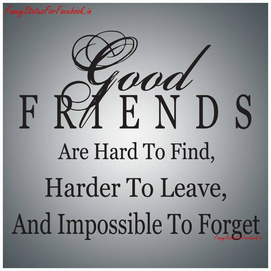 A Good Friend Quote: Best Friends Facebook Status Quotes Updates With Images
