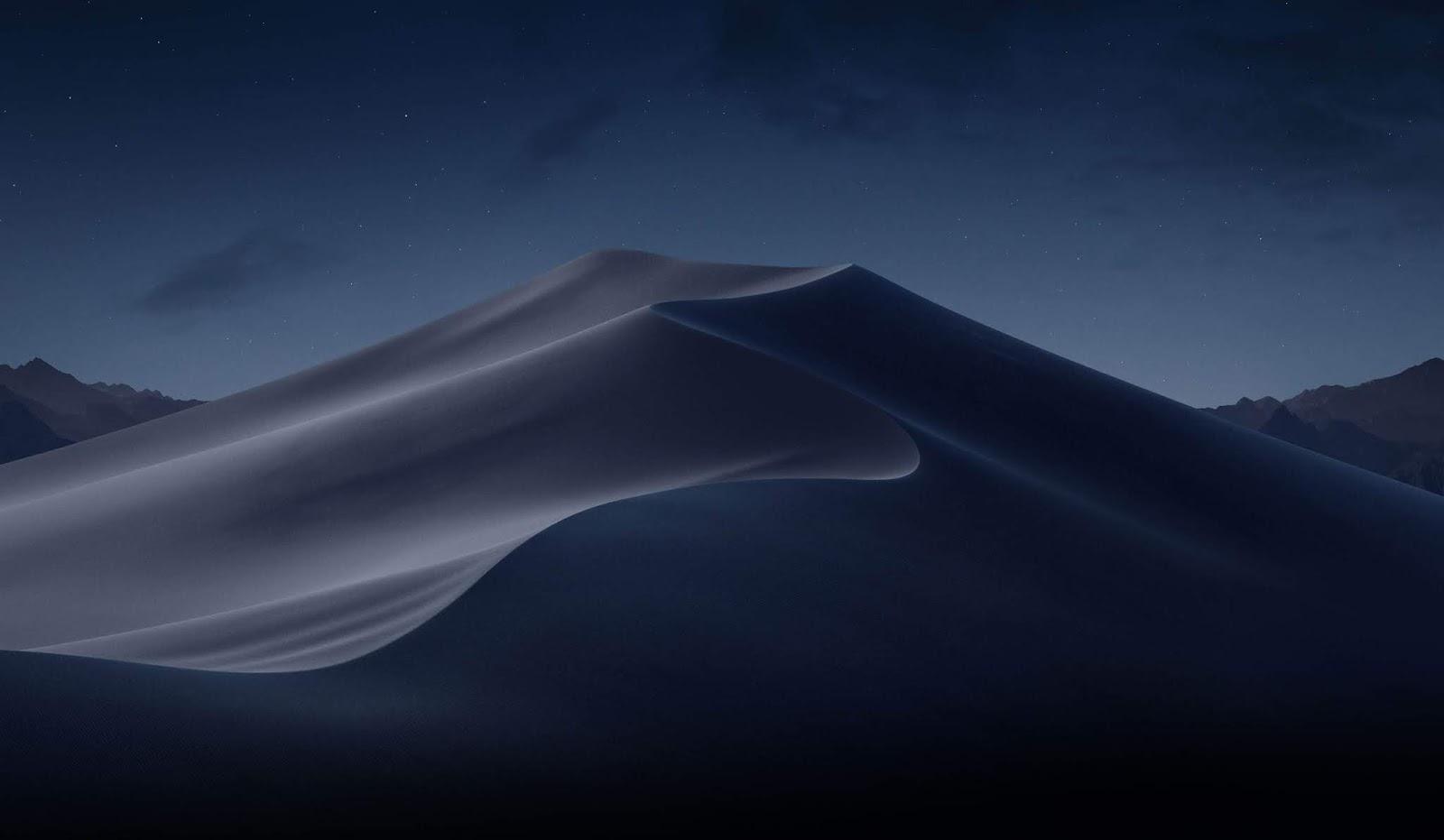 Papel de parede do macOS Mojave