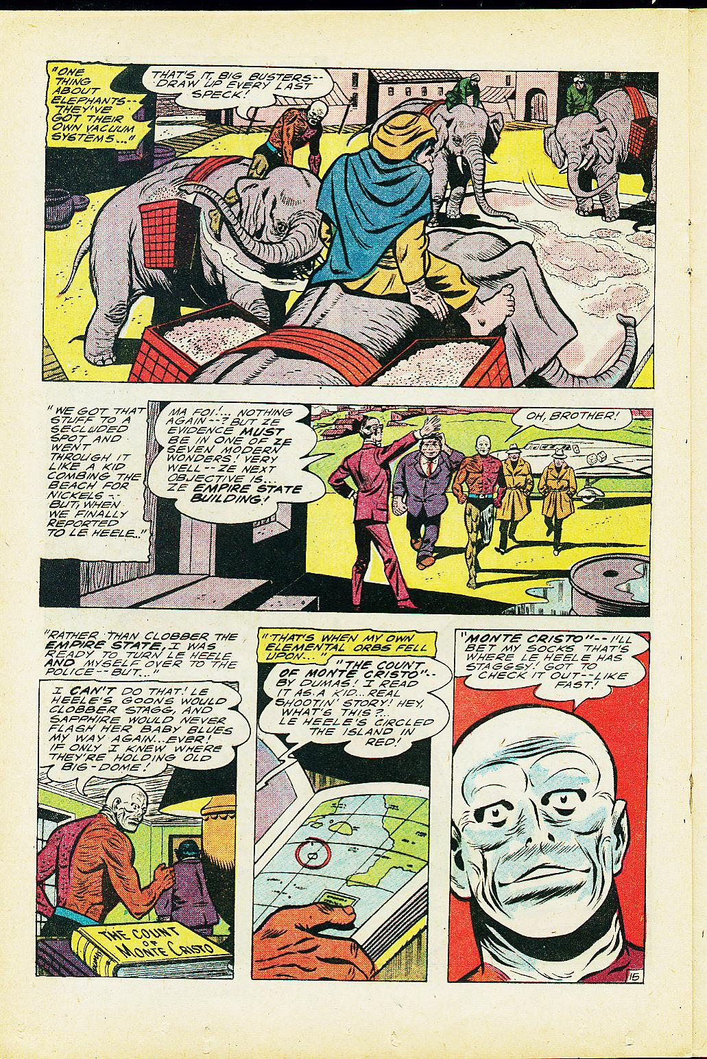 Metamorpho (1965) issue 6 - Page 20