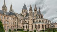Abbaye aux Homes en Caen
