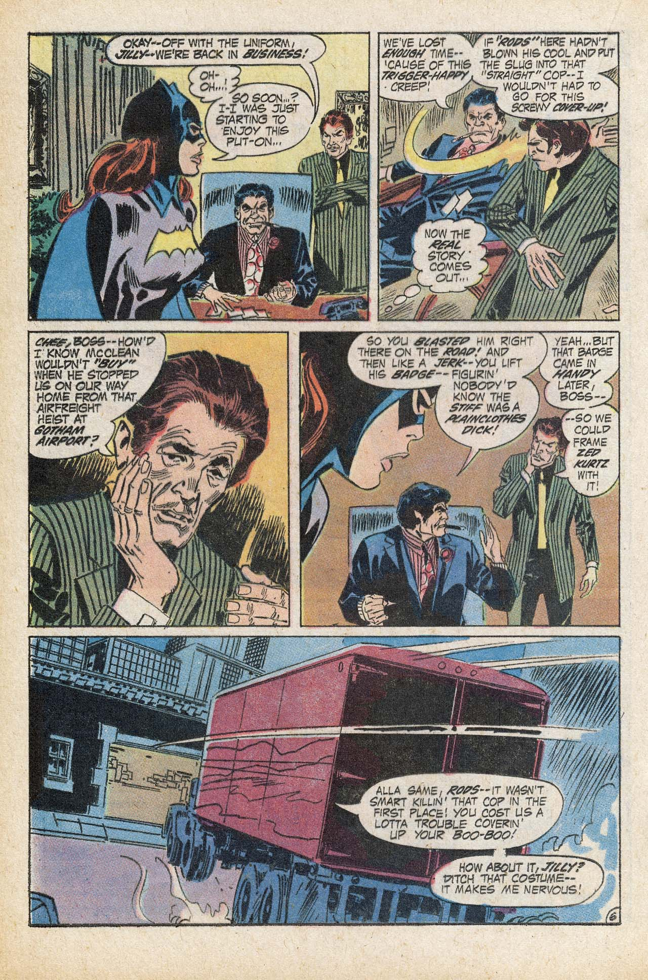 Detective Comics (1937) 417 Page 28