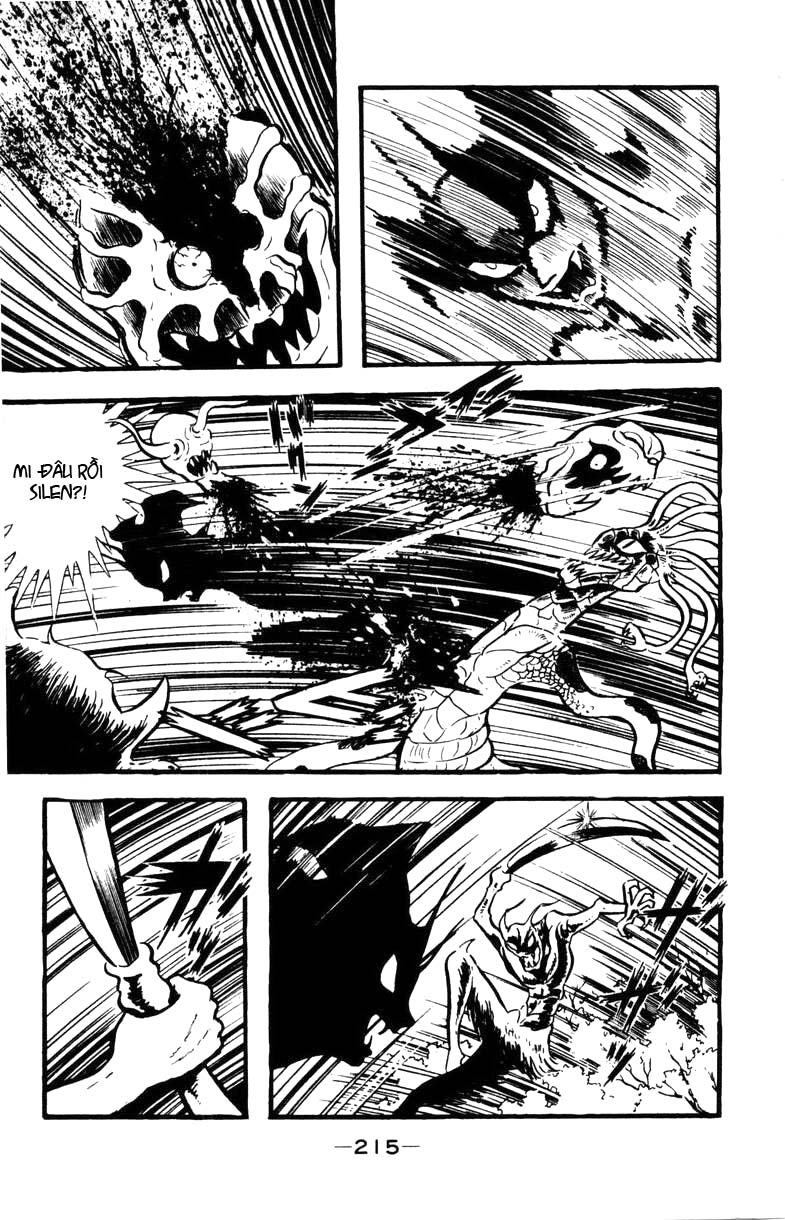 DevilMan chapter 9.2 trang 1