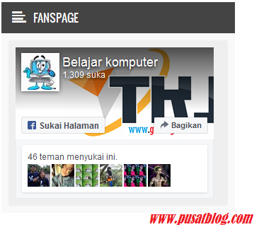 Fanspage Facebook Like Box