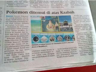 Artikel Suratkhabar Tempatan