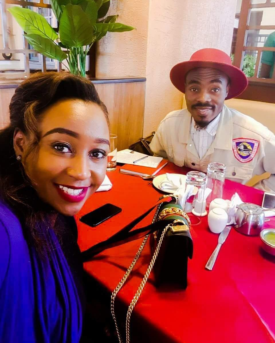 Betty Kyallo Forgives Wilkins Fadhili And Kenyans Are Not Amused