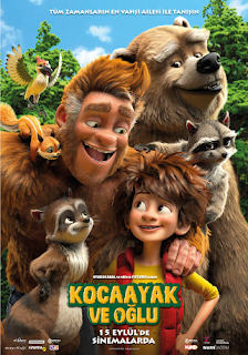 The Son of Bigfoot (Kocaayak ve Oğlu)