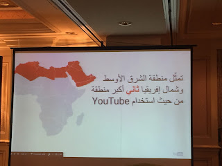 يوم مبدعي يوتيوب القاهره Youtube Creator day Cairo Egypt