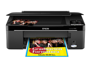 Epson stylus tx Wireless Printer Setup Software & Driver
