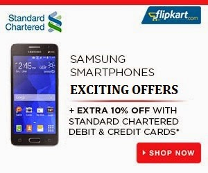 Exciting Discount Offer: Samsung Galaxy Grand 2 for Rs.14999 Only | Samsung Galaxy Core 2 for Rs.7499 Only @ Flipkart (Lowest Price Online / Offline)