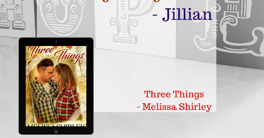 Three Things Day #1 excerpt