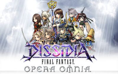 DISSIDIA FINAL FANTASY OPERA OMNIA Apk for Android