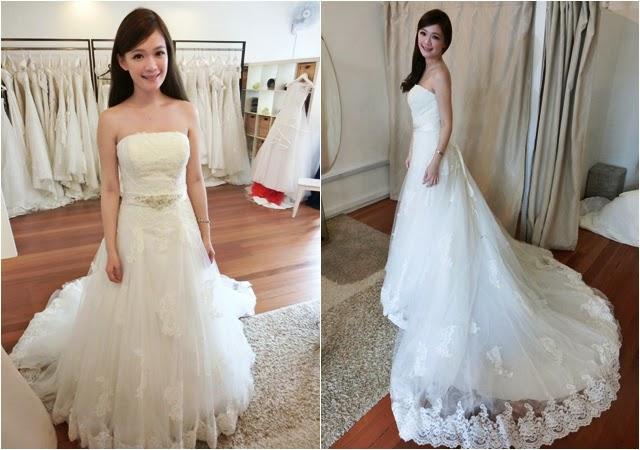 Wedding Gown Rental: Blessed Brides (Part 2)
