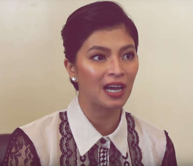 Here's What Angel Locsin Thought About Filipino Heroism! Truly Inspiring!